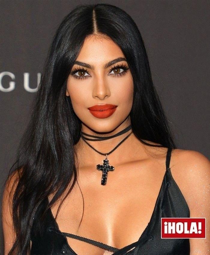 Dear Lord: Kim Kardashian Strips Down For Her First GQ
