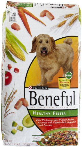 Purina 178236 Beneful Healthy Fiesta Dogs Food 311 Lb Read More