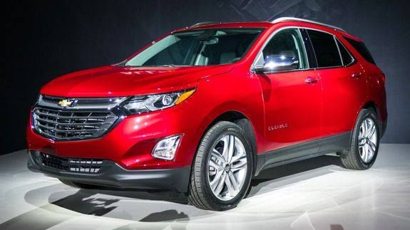 Chevy's new turbocharged Equinox sports Wi-Fi and Apple CarPlay Read more Technology News Here --> http://digitaltechnologynews.com  Just in time for the autumnal equinox Chevrolet unveiled its Equinox on Thursday night. It's the all-new 2018 Equinox to be exact. And no it wasn't a coincidence.  Although this new compact crossover carries over the same nameplate it shares little with its predecessor. In fact this one boasts  along with some evolutionary but handsomely styled body lines  a…
