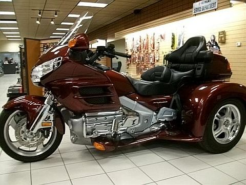 Used Honda Goldwing Trikes | Used 2005 Other Honda Goldwing