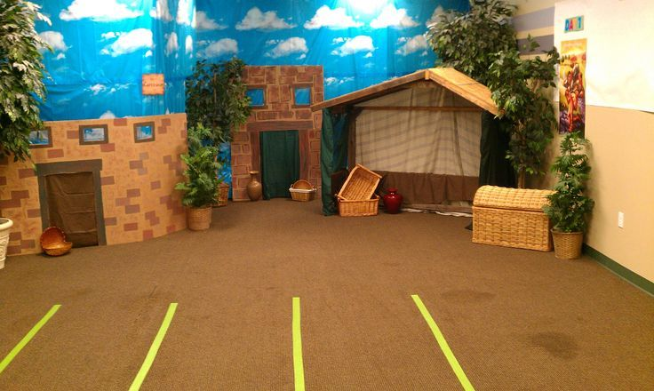 School stable nativity google search vbs projects for How to home stage