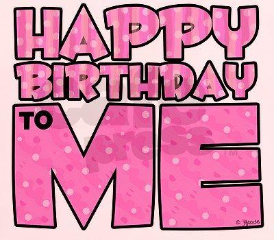 عيد ميلادي اليوم :)