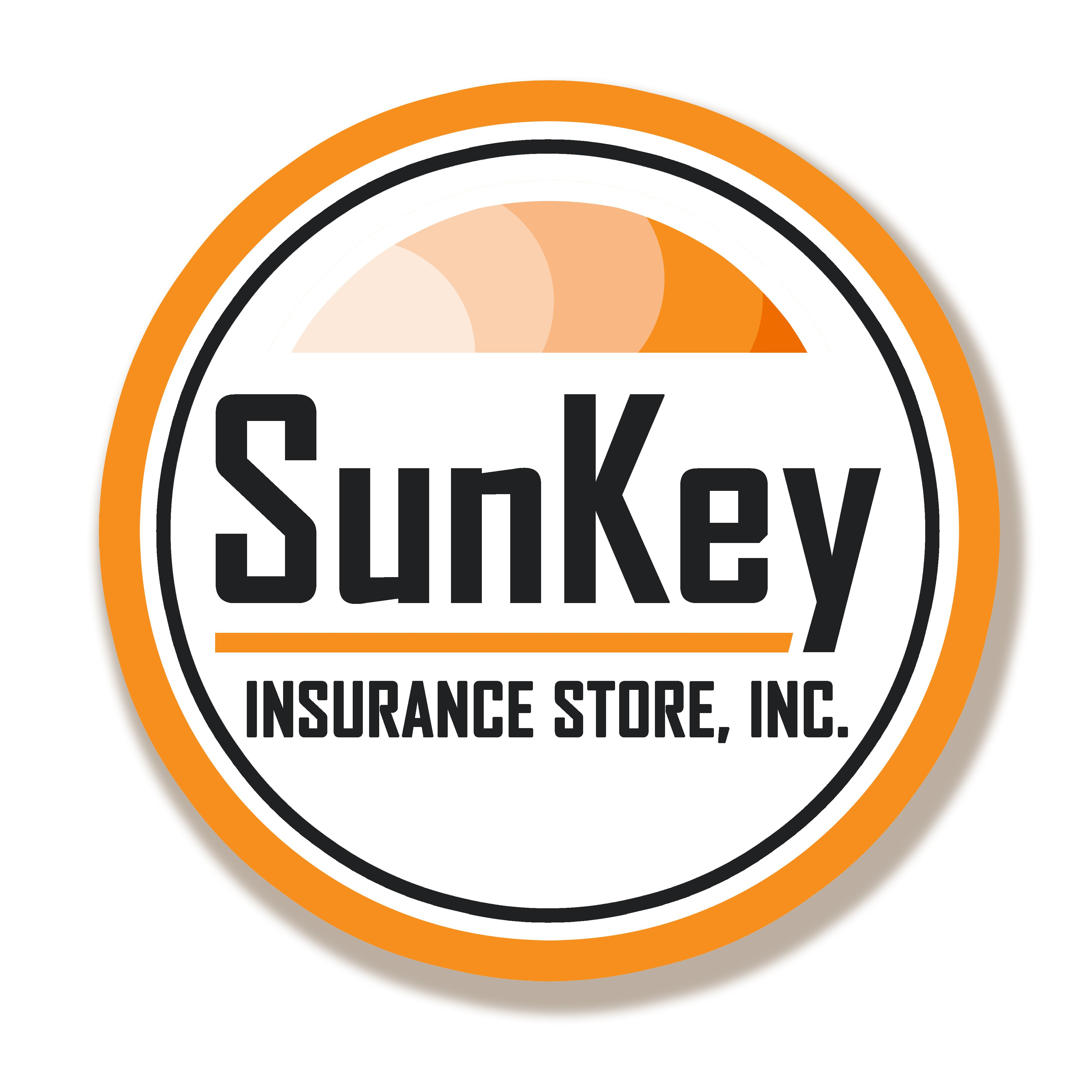 Sunkey Insurance Store Inc Logo Design Logo Design Logo Inspiration Logos