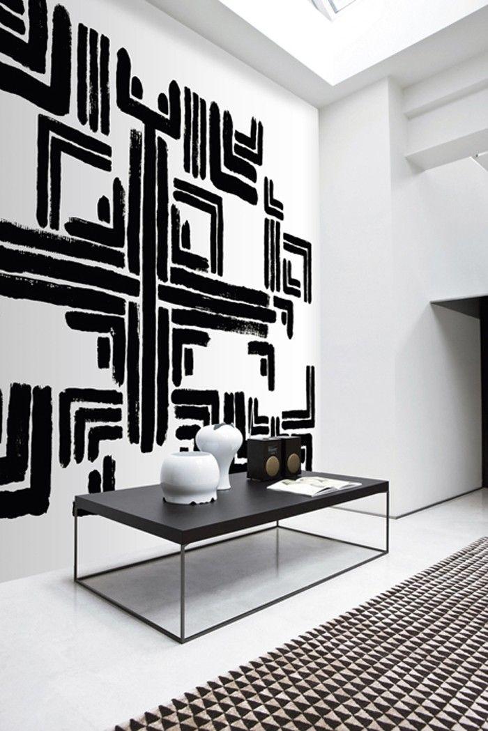 42 Farbideen für eine kreative Wandgestaltung | Kreative ...