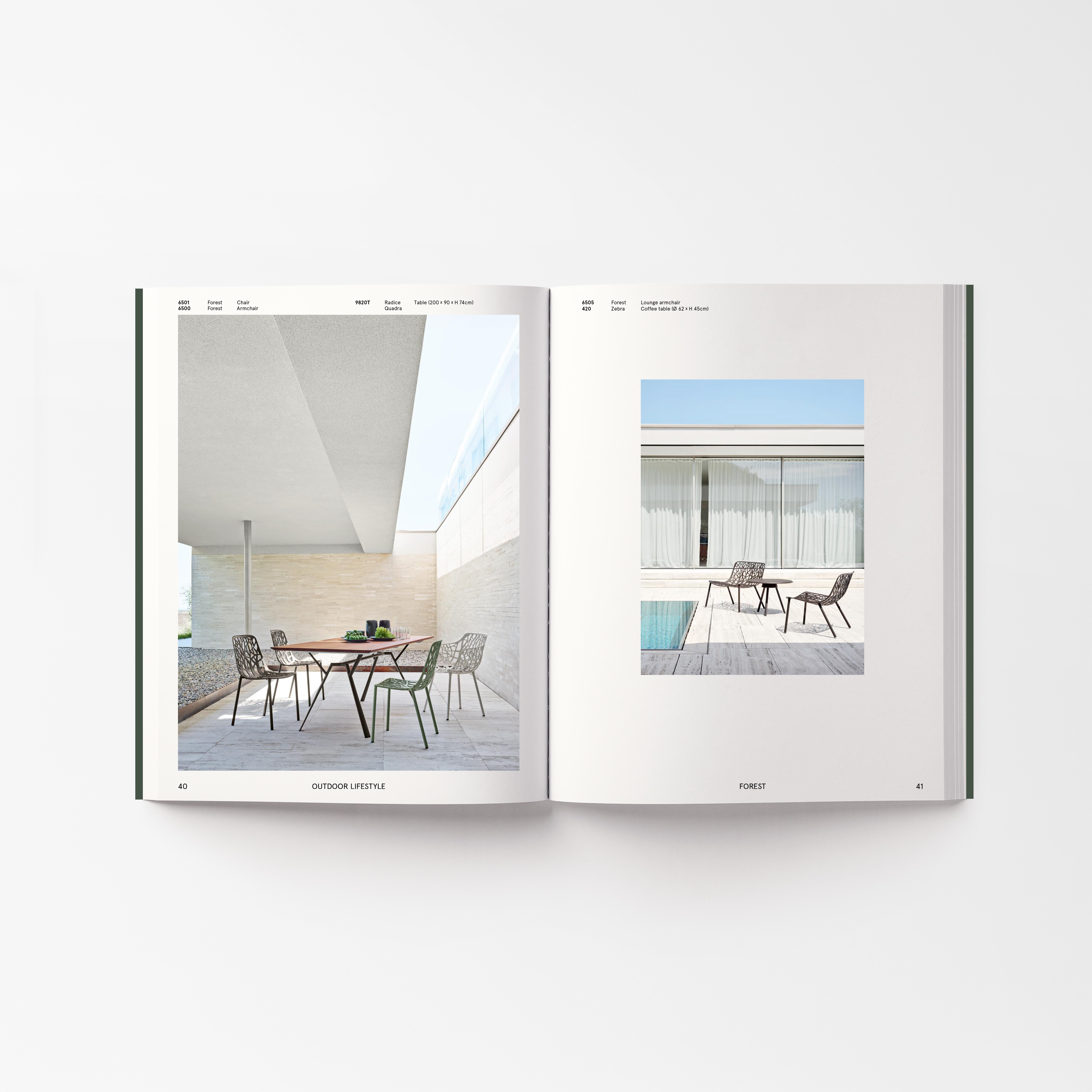 Fast Sedie Da Giardino.Outdoor Furniture News Fast Catalogue 2019
