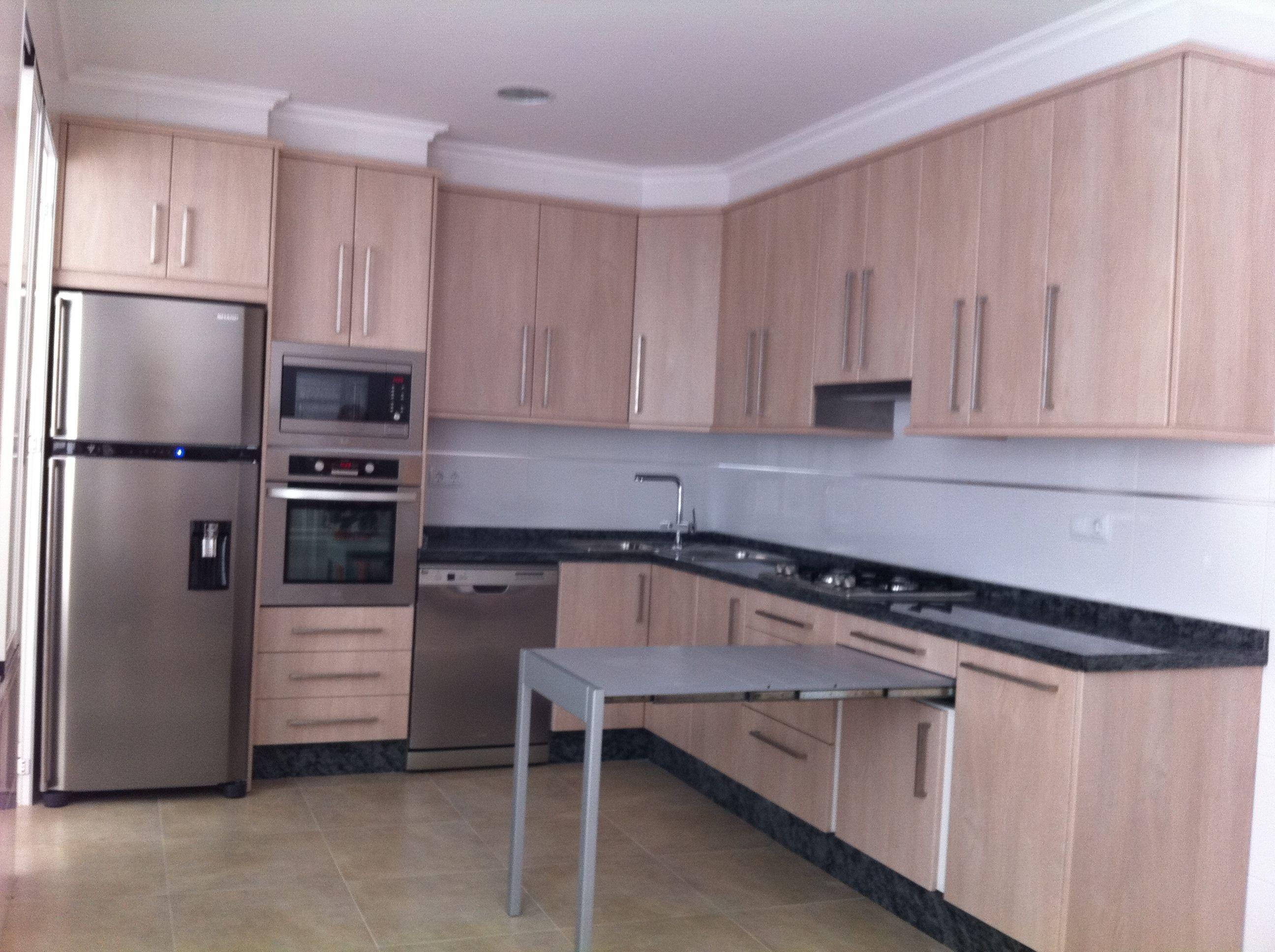 Muebles de cocina: Muebles de cocina de Cerrajería Y Puertas Nicolás ...