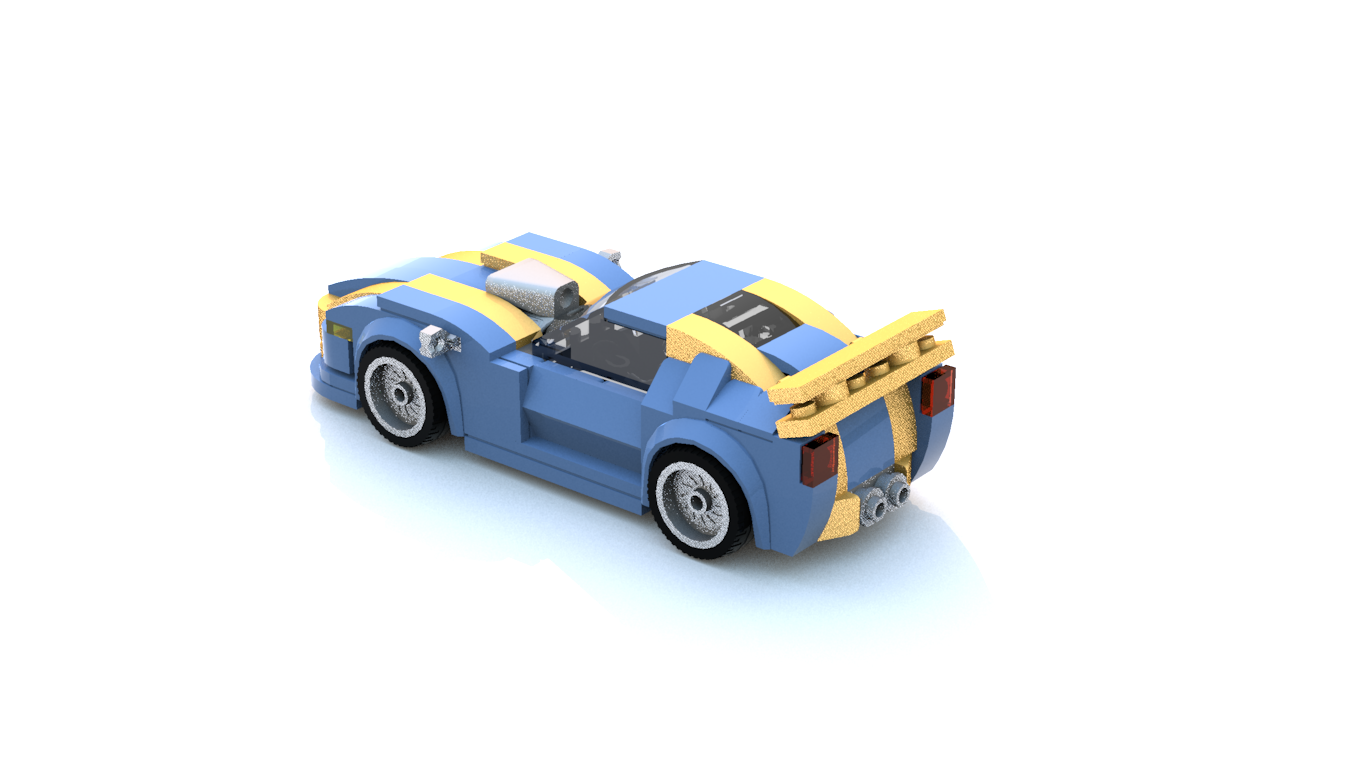Lego Speed Champions Custom Build # 2 | Lego Project Ideas