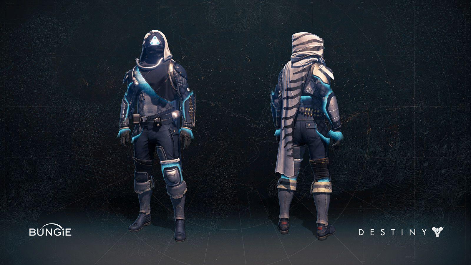 Destiny Ttk April Update Hunter Chroma Superior Ian Mcintosh Destiny Destiny Ii Sci Fi Fashion