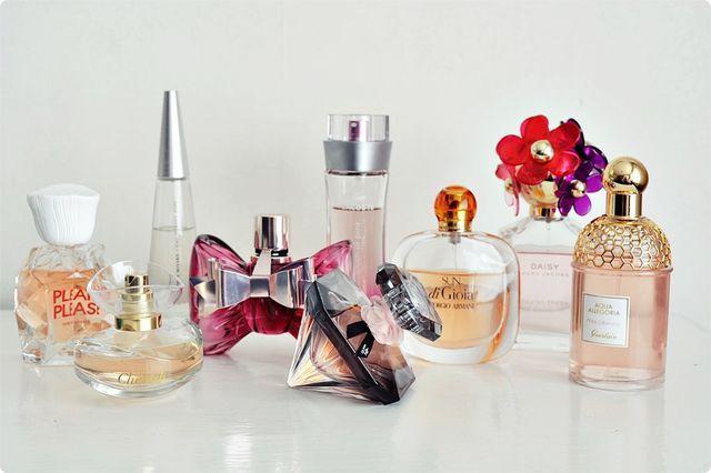 Miten valita oikea tuoksu itselle?