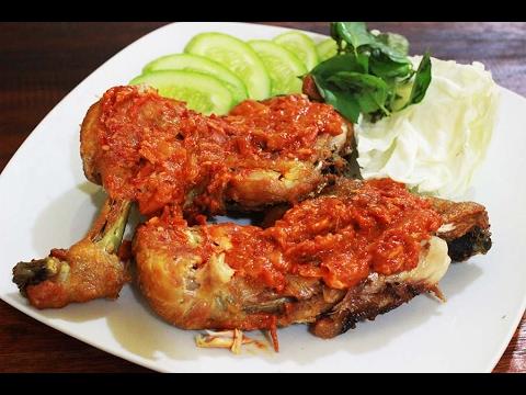 268 Inilah Resep Ayam Penyet Layaknya Hidangan Restaurant Youtube Di 2020 Resep Ayam Resep Masakan Malaysia Resep Masakan Asia