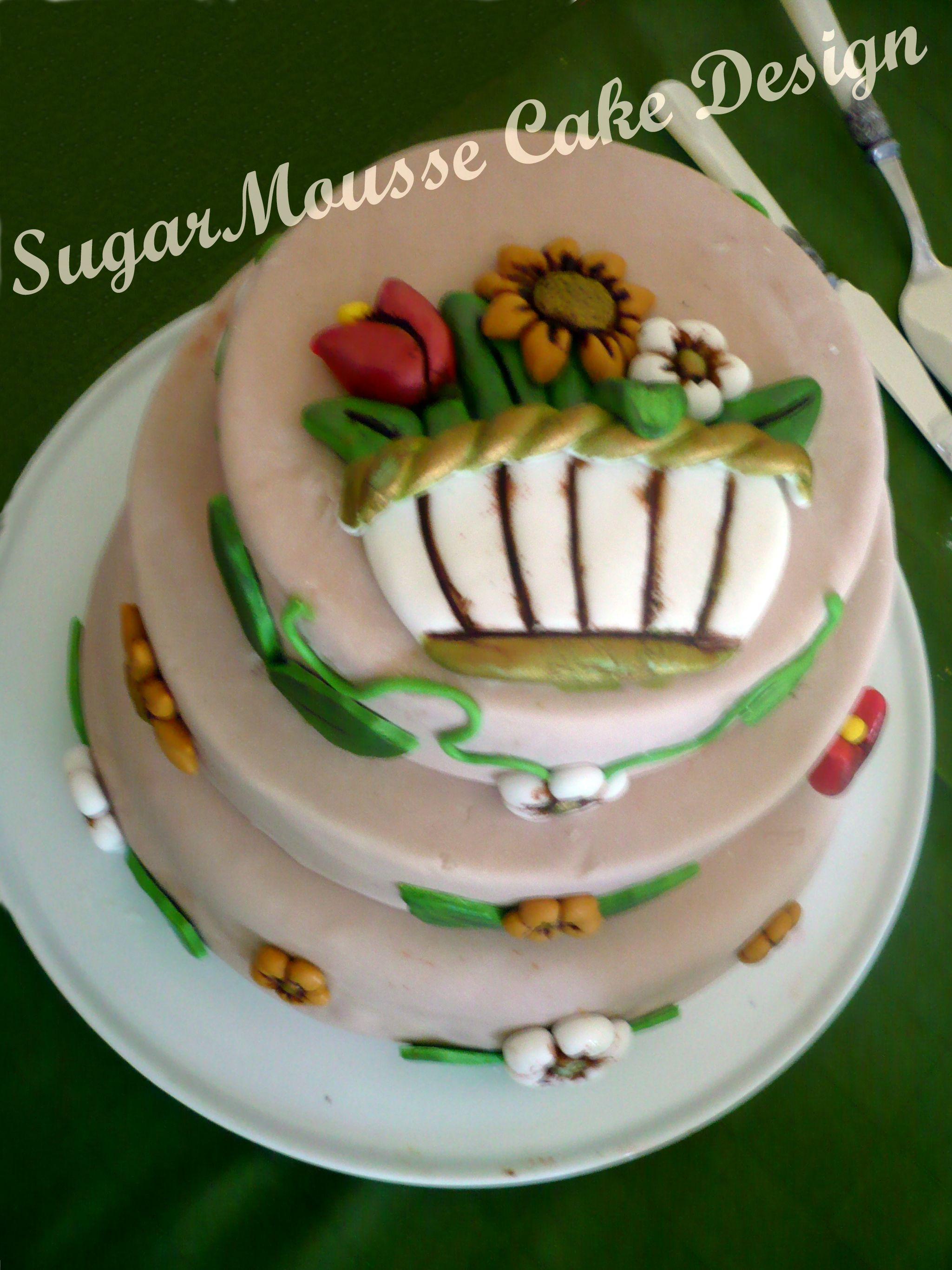 La mia cake stile Thun