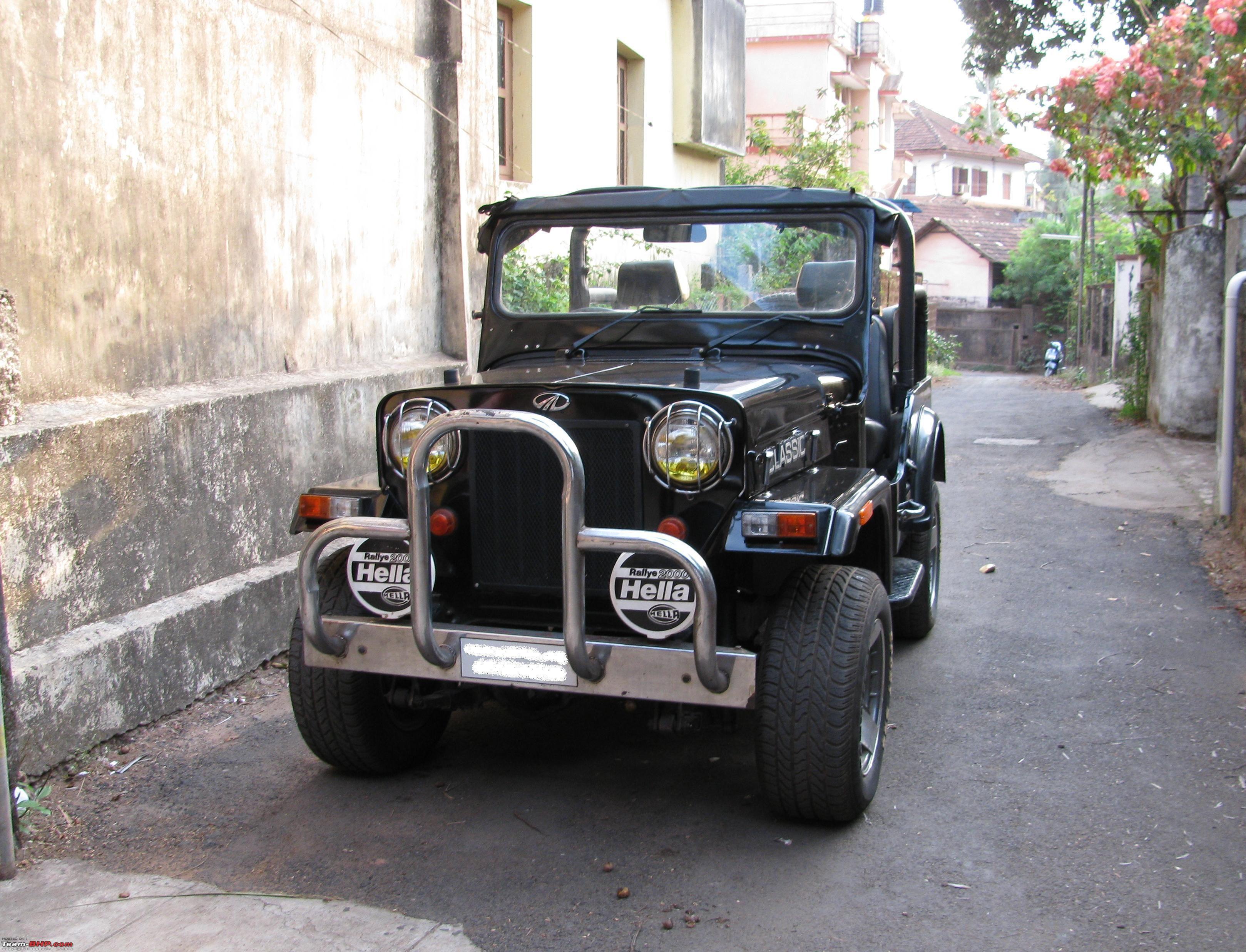 mahindra classic black the best jeeps pinterest jeeps and wheels rh pinterest com Mahindra Commander Jeep Mahindra and Mahindra Jeeps Kerala