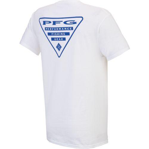 4354e0f2e20 Columbia Sportswear Men's PFG Triangle Short Sleeve T-shirt | Style ...