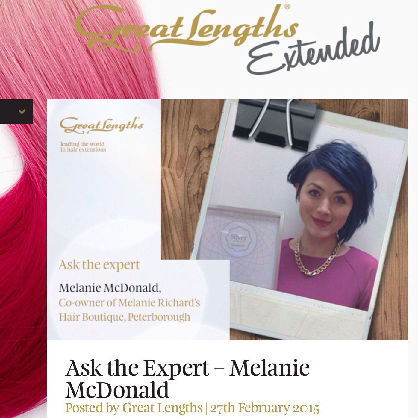 Whoop Whoop Ask Our Resident Expert Melanie Hairextensions