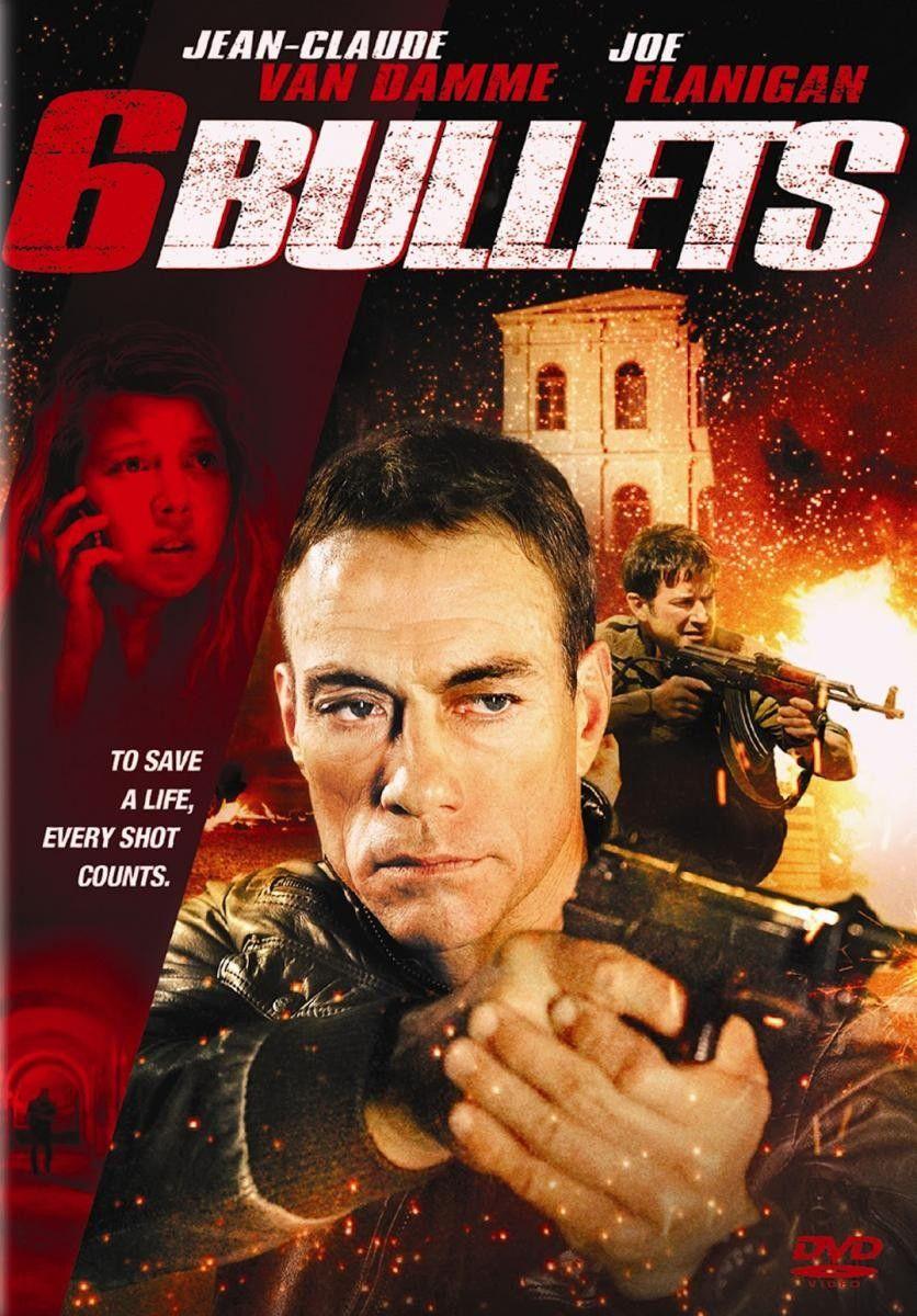 Seis Balas Jean Claude Van Damme Van Damme Movie Covers