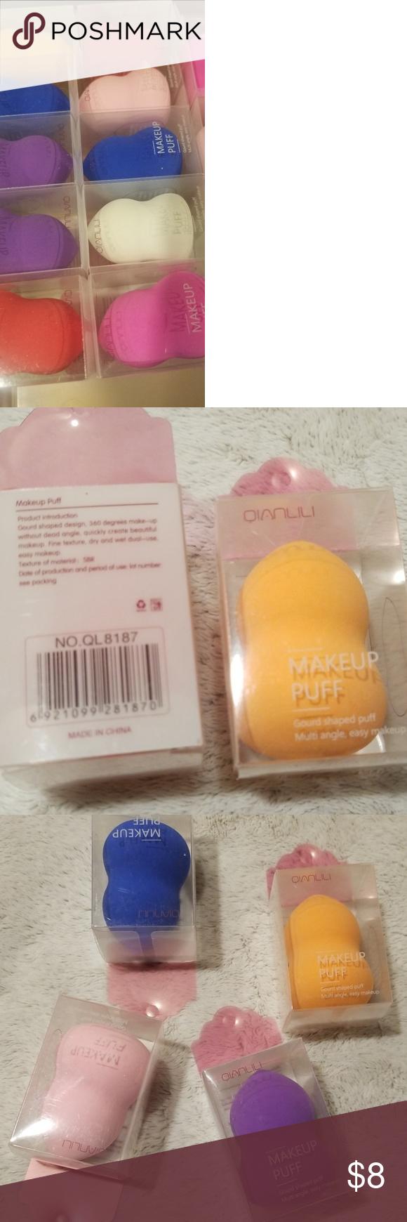 Makeup Sponges Boutique Makeup sponge, Makeup tools