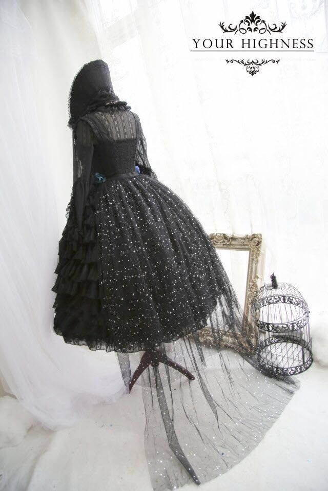 Your Highness -The Fairy Princess- Starry Overskirt