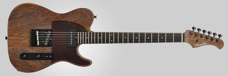 T-MASTER EWC/CW - BACCHUS Guitars