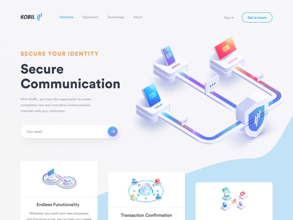 Pin by Codevz on Graphic Website header design, Header