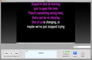 iStar karaoke to Learn Karaoke Music Lyrics for Mac