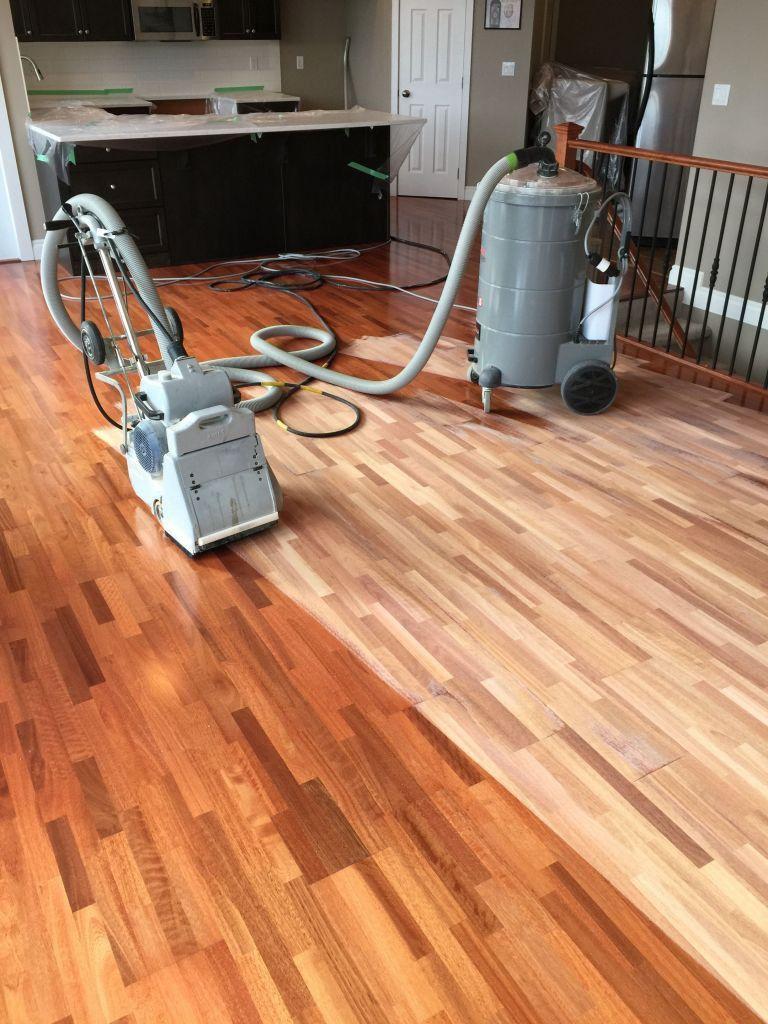 10 Pics Review How To Restain Hardwood Floors Darker ...