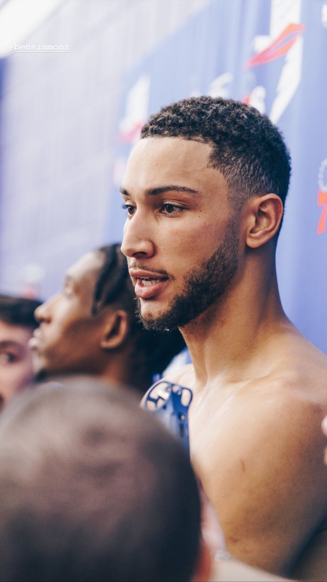 Pin by 💖💖 on My Love Ben simmons, Cute black boys, Simmons