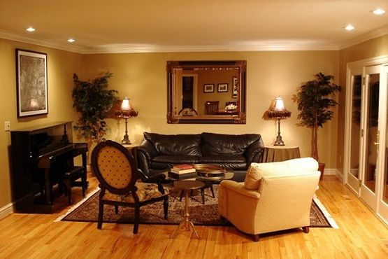 Stunning With Recessed Lighting Living Room Living Room Colors