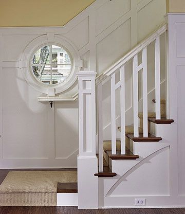 how to keep wood stairs clean