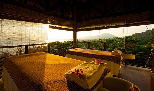 Kamalaya Wellness Santuary And Holistic Spa Resort In Thailand Ayurveda Tcm Health Resort Holistic Spa Break Koh Samui Best Spa Spa Vacation Koh Samui