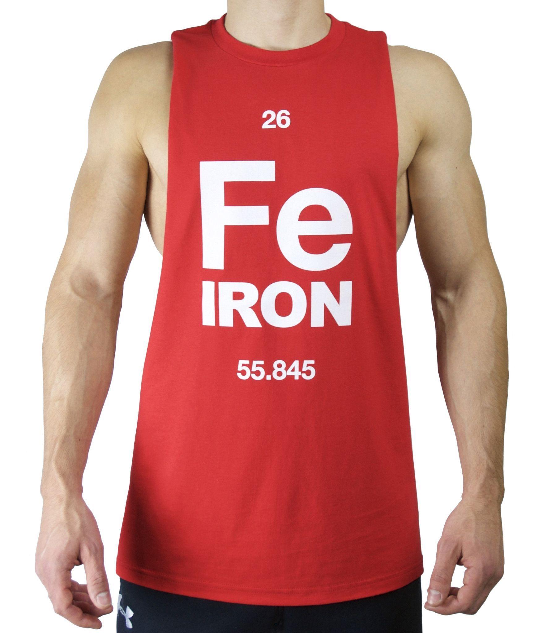81188125 Sleeveless Sideless Muscle Gym Workout Singlet Tank Top Shirt Repps Apparel  Mens