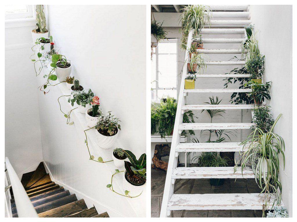 5 bonnes idées déco pour pimper une cage d\'escalier | Escaliers ...