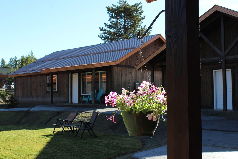 1 The Preserve Island Park Family Cabin 3