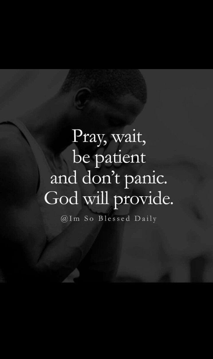 Patience-trust 13