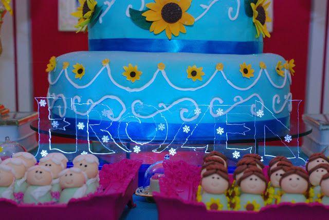 Memories Party Tema Frozen Fever frozen Pinterest