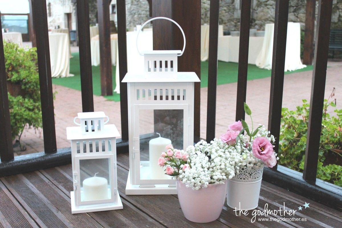 Decoraci n boda blanco rosa y negro the - Decoracion fiesta rosa ...