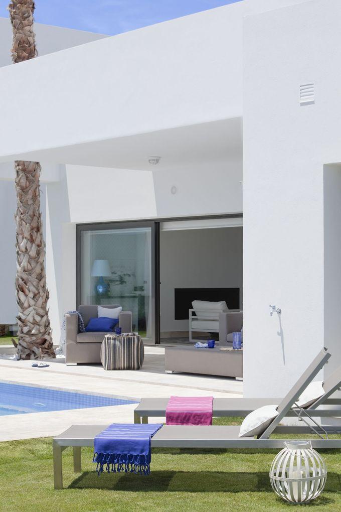Sol A Marbella Decoracion De Unas Interiores Villas