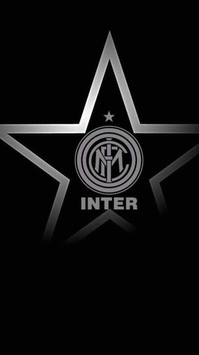 Inter Black Tema Inter Calcio Sfondi E Maglie