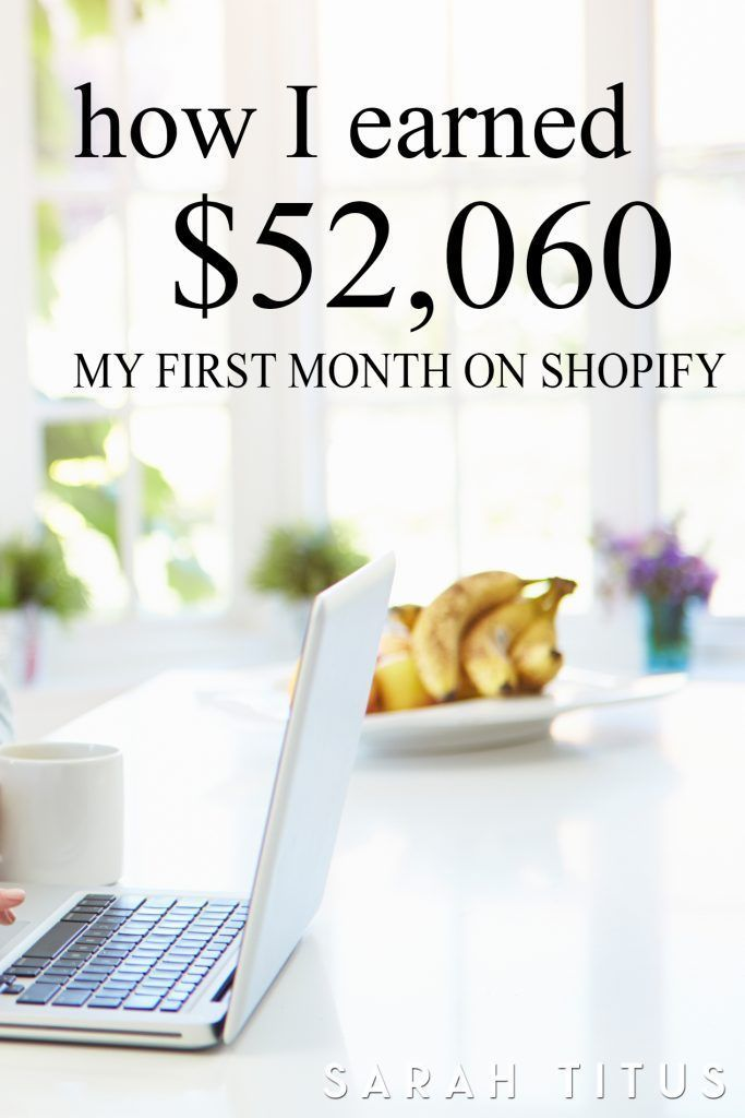 Opening up my own Shopify store, very quickly changed my entire life, and while I'm not promising massive amounts of money your very first month, what I AM saying is that most people don't realize the POWER having your own Shopify store has.Today, I'm going to be talking about how I earned $52,060 my first month on Shopify. #howtoearnmoneyonshopify #incomereport #shopify