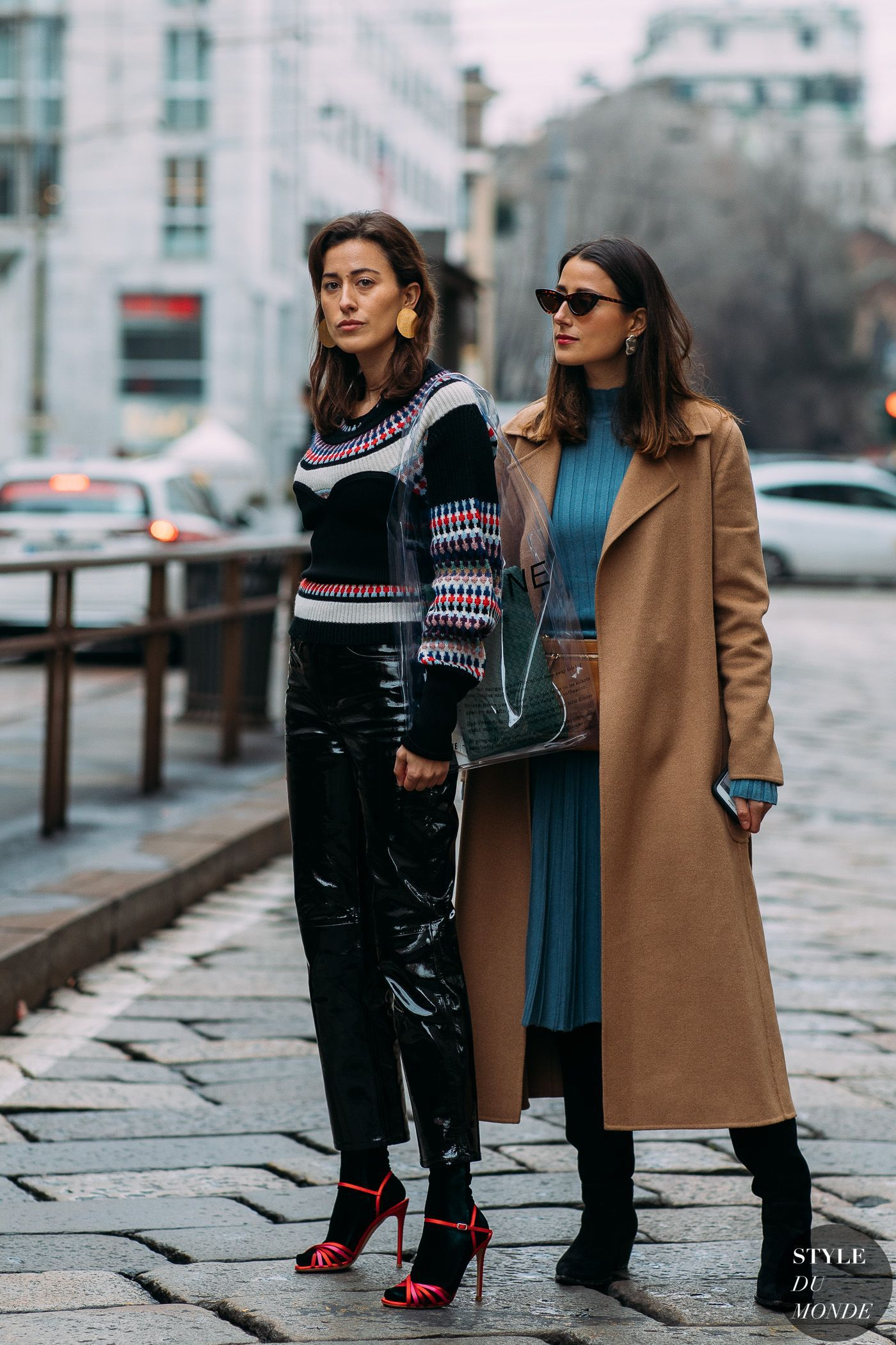 efa8103a695d Sylvia and Julia Haghjoo by STYLEDUMONDE Street Style Fashion Photography  FW18 20180223 48A6842  FutureFashionTrends