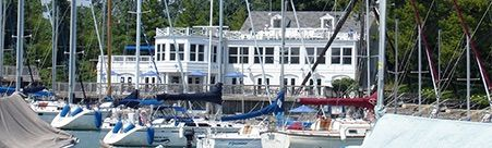 Sheridan Shores Yacht Club is where we will have dinner, price is TBD