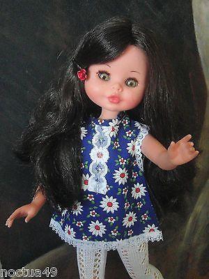 di Furga Katrien Millemosse bambola Pritti italiana moda '70 Rar~ anni LzGVSUpqM