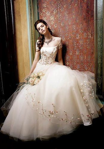 The Most Beautiful Wedding Dresses In World