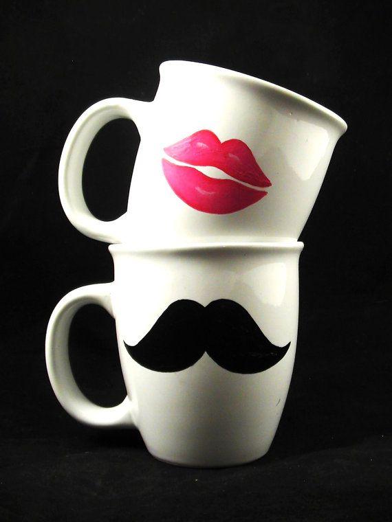 mugs. i would every unique mug i found if my husband would let me