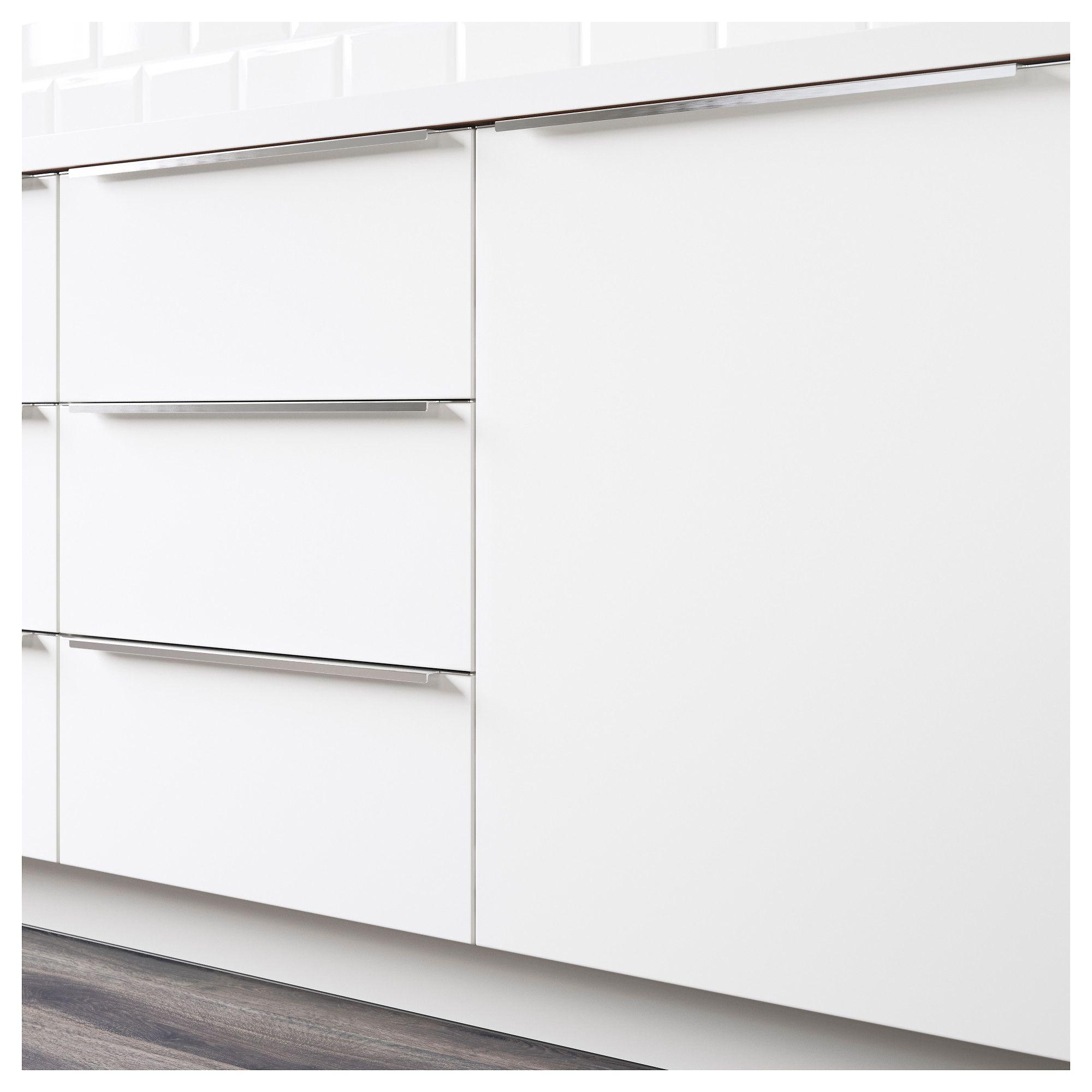 IKEA - VEDDINGE 2-p door/corner base cabinet set white | Products