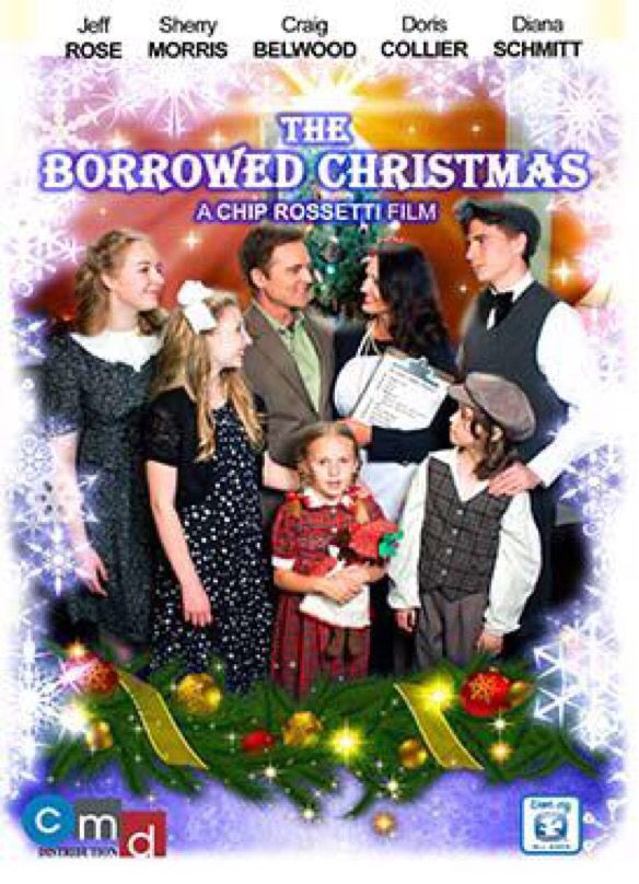 Watch As John Borrows An Old Fashioned Christmas From A Rent All Store The Borrowed Christmas Is On Christian Movies Christmas Movies Great Christmas Movies