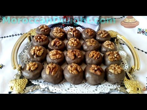 Easy To Make Chocolate Balls حلوة كرات الشكلاطة بنكهة القهوة سهلة و سريعة Boules Aux Chocolat Youtube Food Breakfast Muffin