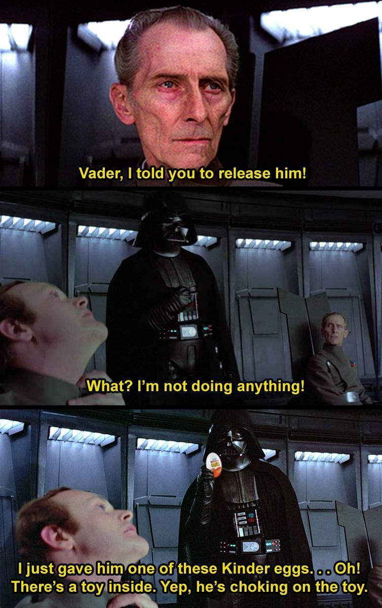 Pin By Grantwysong On Funny Memes Funny Star Wars Memes Star Wars Quotes Star Wars Humor