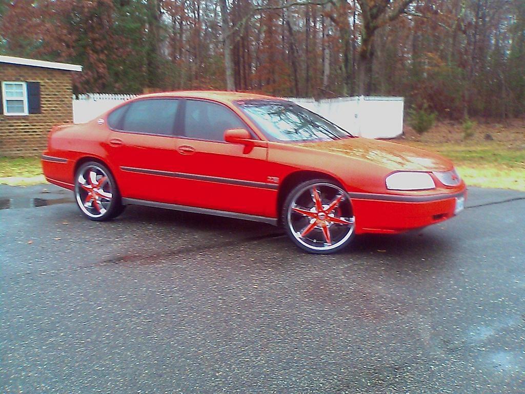 2000 Chevy Impala Vaimpala S 2000 Chevrolet Impala In King William Va Chevrolet Impala Impala Chevy Impala