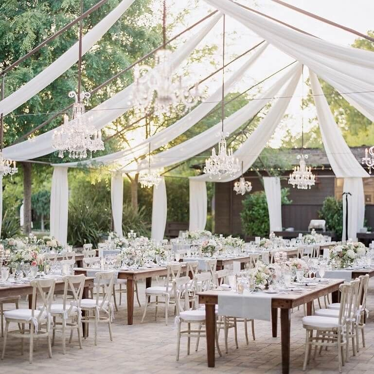 5 Surprisingly Affordable Sonoma and Napa Wedding Venues