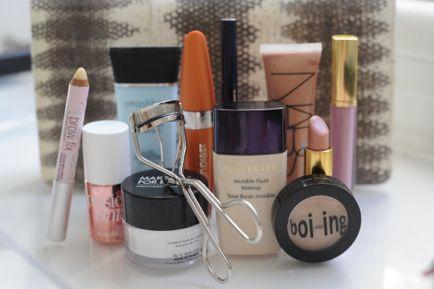 basic beauty routine